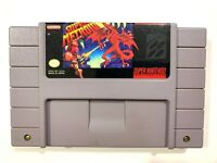 Super Metroid - SUPER NINTENDO SNES Game - Tested - Working - Authentic!