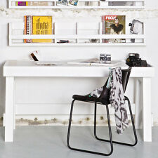 Wandregal SHELVING Bilderleiste Massivholz weiß Regalbreite 150cm Neu