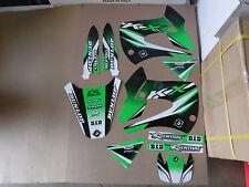 New KX 85 01-13  FLU PTS3 Graphics Sticker Decals Kit Motocross KX85