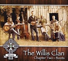 Chapter 2: Boots by The Willis Clan (CD, 2015)
