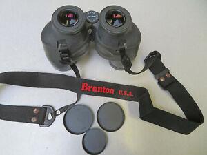 Brunton 4002 binoculars 7x42 in case