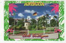 Club Antigua West Indies 1998 Postcard 573a