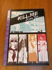 KILL ME KISS ME Volume 5 par Lee Young-vous (Paperback, 2005) 9781595324207