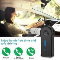 Drahtloser Bluetooth Empfänger Aux Audio Stereo Musik Startseite Auto Adapter