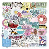 40x Sea Turtle Stickers Ocean Beach Notebook Bottle Laptop Luggage Vinyl Decal