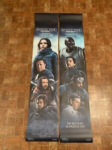 """Star Wars Rogue One Vinyl Posters Banners 11"""" X 55"""""""