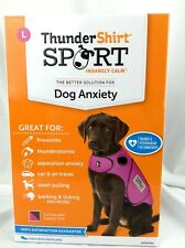 Thunder Shirt sport Dog Anxiety shirt New Pink Large