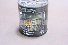 HOT WHEELS   48 FORD WOODY    Diecast Model 1/64 *NEW* #E5-MF13