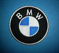 BMW Auto Car Club Jacket Hat Uniform Seat Covers Iron On Patch Crest