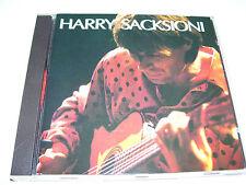 Harry Sacksioni - Untitled * VERY RARE WEST GERMANY CD 1987 *