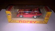 NOREV art.192 FERRARI 312P primissima versione in plastica con scatola originale