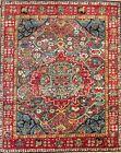 Hand-knotted Rug (Carpet) 8'X10', Choeb Rang mint condition