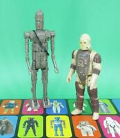 Vintage Star Wars Bounty Hunter LOT! Dengar IG-88 1980 Empire Strikes Back
