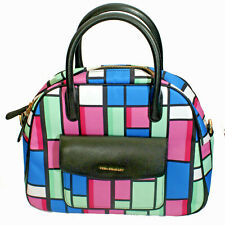 Vera Bradley Womens Geometric Design Purse W13 H10 D5 $158