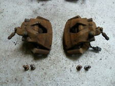 Audi TT S3 VW Golf Seat Leon 312mm Front Brake Calipers and Carriers