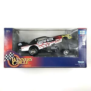 Winner's Circle John Force 1997 Funny Car Series With Signature 1/24 Scale