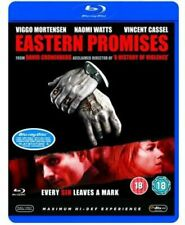 Eastern Promises 2007 British Russian Gangster Crime Thriller UK Blu-ray
