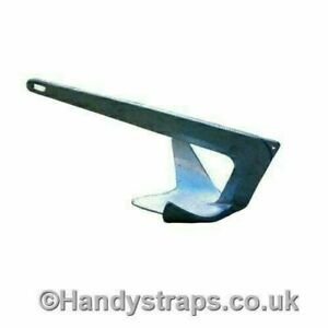 7.5kg Jet Claw Bruce Style Anchor Galvanised Boat Marine Yacht Anchor