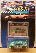 Hot Wheels 1992 Pro Circuit Series Brett Bodine NASCAR Ford Thunderbird