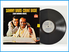 Sammy Davis Count Basie Our Shining Hour Made In Venezuela Record MUSICA JAZZ J7