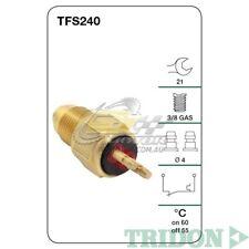 TRIDON FAN SWITCH FOR Ford Laser 10/85-09/87 1.6L(B6) SOHC 8V(Petrol)  TFS240