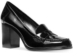 Michael Michael Kors Buchanan Loafer Pump in Black in Women Size 11M