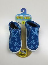 Neo Sport Kid's Water Deck Swim Shoes Pirate Size 8