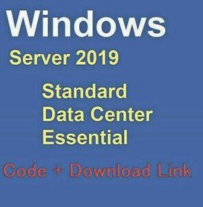 ACTIVE W SV 2019 CODE STD/DTC/ESS 64BIT - DVD