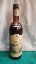 CHIANTI CLASSICO CASTELLO DI BROLIO 1971 BARONE RICASOLI