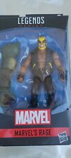 Avengers Video Game Marvel Legends 6-Inch Rage Action Fig. By HASBRO NIP