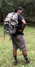 MOLLE Used Large Field Rucksack NSN: 8465-01-523-6276 U.S. Military Surplus