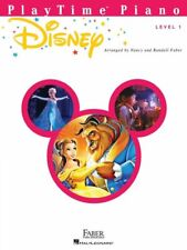 New ListingFaber Playtime Disney Piano Music Book Level 1 - Brand New