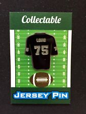 Oakland Raiders Howie Long lapel pin-Collectable-#1 Best Seller-Fan Fav Player