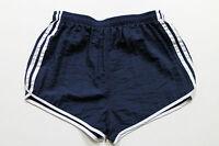 Frz. Vintage Shorts Gr.XS NEU Sporthose Short Sport Nylon Glanz shiny retro