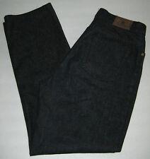 LAUREN JEANS CO. RALPH LAUREN Size 8 Black Jeans