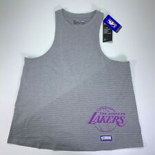 LOS ANGELES LAKERS Basketball UNDER ARMOUR Combine Womens XL Tank Top Shirt NEW