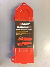 """99988801900 New OEM Echo Chainsaw Bar Cover Scabbard ToolBox Saw Caddy up to 20"""""""