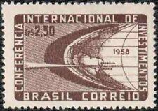 Brazil - 1958 - International Conference on Economy & Investment - Mnh - #873