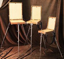 Russian Easel Wooden Sketch Box Portabl Folding Art Painters Tripod medium Yarka