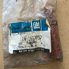 NOS 1979-1981 WIRE WHEEL BOLT BURNT ORANGE GM#1617757 CADILLAC SEVILLE ELDORADO