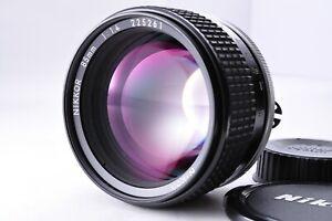 [ Near Mint ] Nikon Ai-s Ais Nikkor 85mm F/1.4 MF Portrait Prime Lens From Japan