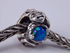 TROLLBEADS Troll With Gems Bead TAGBE-00088 Opal Amethyst $94 (ONE BEAD) NEW!