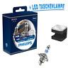PHILIPS H4 X-Treme Carreras visión +150% 2 piezas OSRAM Linterna LED Negro