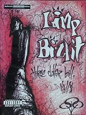 Limp Bizkit Music Book, 1999 - Three Dollar Bill, Y'All