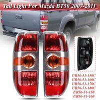 Feux Arrières pour Mazda BT50 2007-2011 LED Feu Arrière Gauche+Droit One Paire