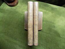 SATIRES DE JUVENAL Traduction J. Dusaulx 1830 2t. - Panckoucke LATIN ROME