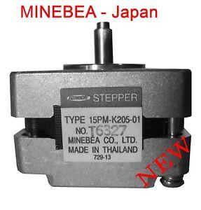 Stepper Motor Nema15 Bipolar Hybrid Minebea 15PM-K205-01 Japan Precision