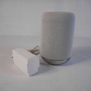 AS IS UNTESTED Sony LF-S50G Smart Bluetooth Speaker w/ Google Assistant - White