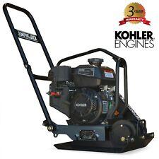Jumping Jack Plate Compactor 4.5Hp Kohler Engine Tamper Dirt Soil Gravel Asphalt