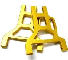 L11231 Susp brazo de suspensión inferior escala 1/10 X 2 De Oro Amarillo 76mm 11418